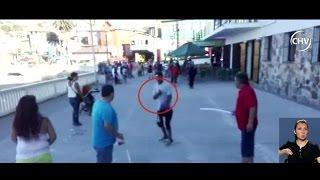 Joven apuñaló a hombre tras confusa discusión en Cartagena - CHV Noticias