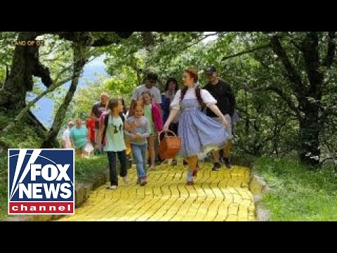 Decades old 'Wizard of Oz' theme park reopening