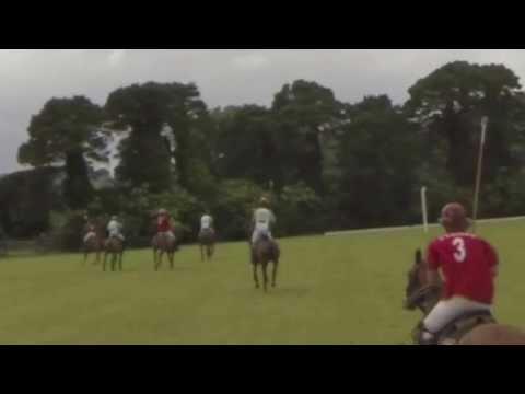Polo in Wicklow Ireland Horseware vs Tyrone Umpire Polo Cam