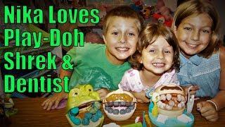 Nika Loves Shrek Rotten Root Canal, Dr Drill