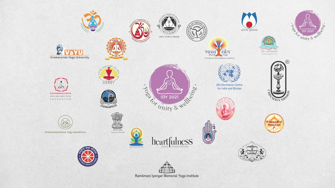 Yoga4Unity & Well-being IYD Valedictory Ceremony   20 June 2021