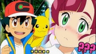 Ash x koharu x goh - Pokemon sword and shield #pokemining