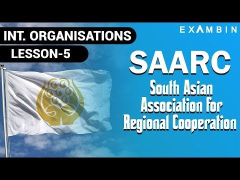 SAARC (south asian association for regional cooperation) Summit - UPSC/PSC/IAS