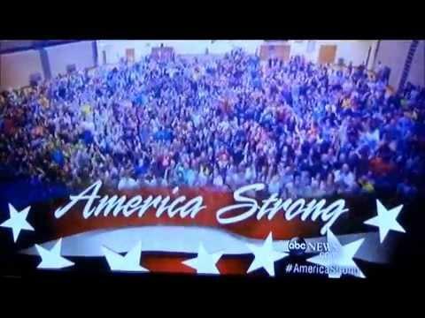 Avon High School lip dub on ABC World News with Diane Sawyer