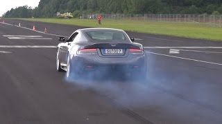 Aston Martin DBS w/ Loud SuperSprint Exhaust!