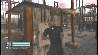 Splinter Cell: Double Agent - Walkthrough Mission 3 - JBA HQ Part 1 [Xbox 360/PC/PS3]