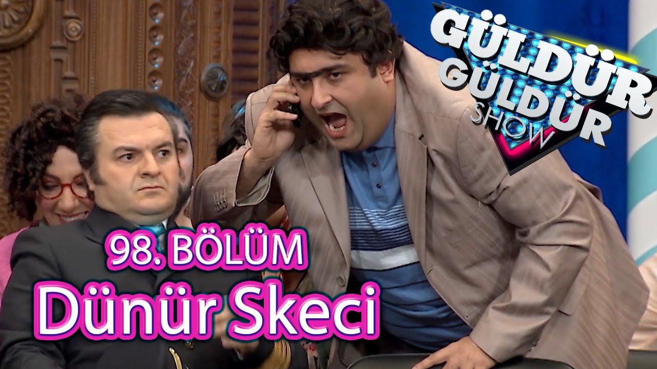 Güldür Güldür Show 98 Bölüm Dünür Skeci Youtube