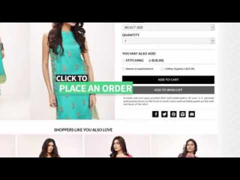 Orient E-store for online shopping