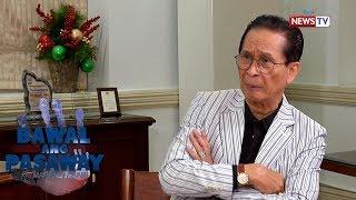 Atty. Salvador Panelo, nagbigay ng pahayag ukol sa mga isyung kinahaharap ng gobyerno