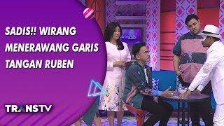 BROWNIS - Sadis! Wirang Menerawang Garis Tangan Ruben Onsu (8/8/19) Part 2