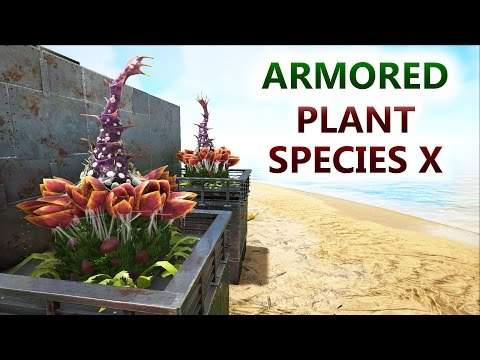 ARK | ARMORED PLANT SPECIES X | Armoured & Protected Large Crop Plots