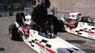 Steve Milovich at Frank Hawley's Drag Racing School 10-5-2010