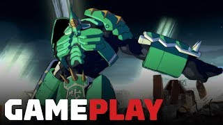 Kill la Kill: The Game - Ryuko Matoi VS Uzu Sanageyama Gameplay
