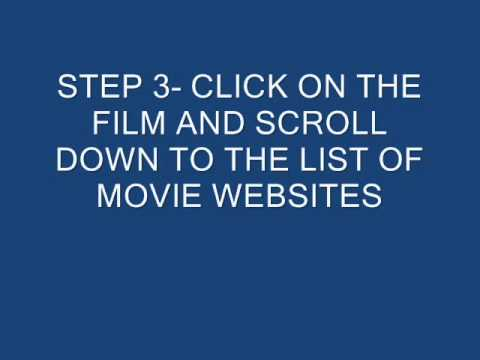 How to watch movies online for free!!