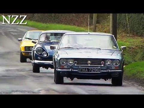 Englische Sportwagen: Aston Martin & Co. - Dokumentation Von NZZ Format (2008)