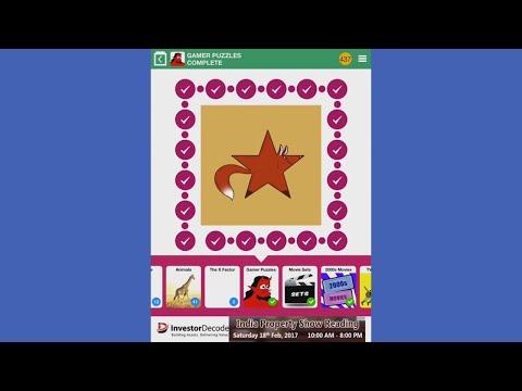 100 Pics Quiz - Gamer Puzzles 1-100 Answers