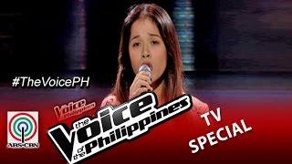 Klarisse's Blind Audition on The Voice of the Philippines Season 2