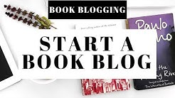 How To Start A Book Blog | Book Blogging 101 For Beginners