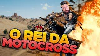 O REI DA MOTOCROSS NO PUBG