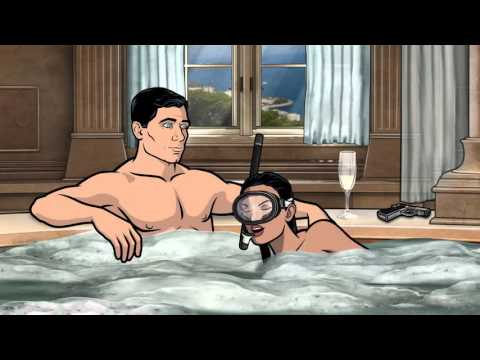 Archer – Jacuzzi Scene from YouTube · Duration:  19 seconds