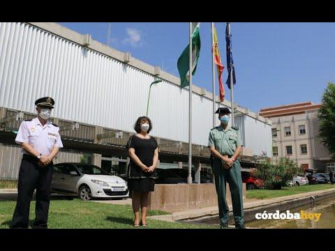 Córdoba homenajea con un minuto de silencio a las personas fallecidas por el Covid 19