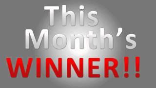 This Months Winner | ImNotMagic