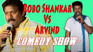 Pongal Celebration Robo Shankar & Arvind Comedy 1