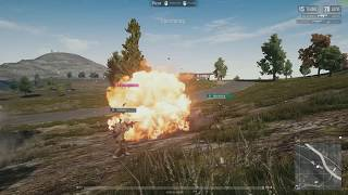 Another Car Accident (PlayerUnknown's Battlegrounds)