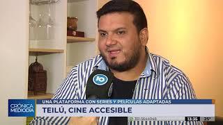 Teilú, la plataforma de cine accesible