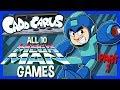 ALL 10 Mega Man Games.... (PART 1/2) - Caddicarus