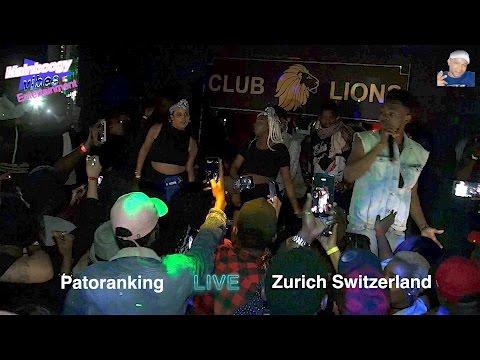 Patoranking, Live In Zurich Switzerland 2017 pt 1