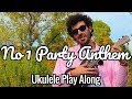 The Arctic Monkeys - No 1 Party Anthem (Ukulele Cover / Play Along / Tutorial)