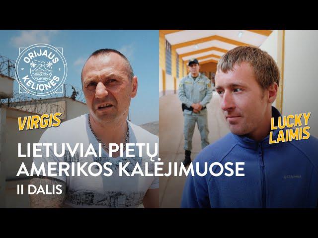 Orijaus kelionės. 24 laida. Lietuviai Pietų Amerikos kalėjimuose. 2 dalis