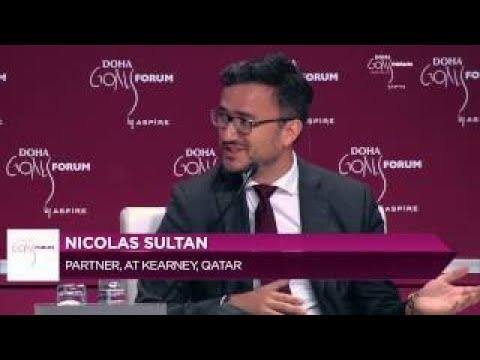 Doha GOALS 2014: Debate: Transforming Sport Sponsorship