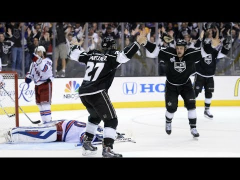 Most Memorable goals from the Los Angeles Kings (until 2017)