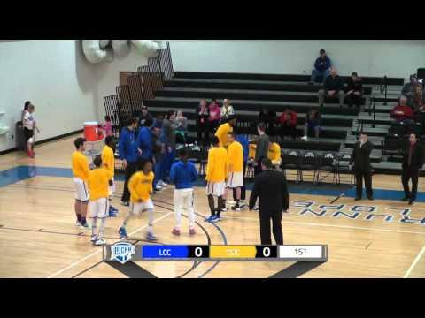 Trinidad State Junior College vs. Lamar Community College (Men's Basketball)