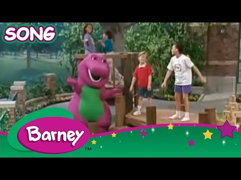 Barney - Let's Build It Together (SONG)