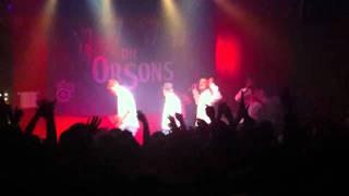 Die Orsons - 22.12. in Stuttgart - Kim Kwang Seok