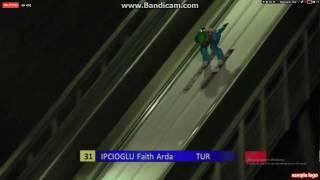 Fatih Arda Ipcioglu CoC Vikersund 1 konkurs 2 seria 108m