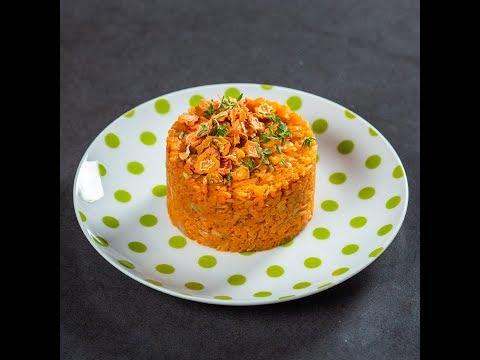 Tartar de morcovi