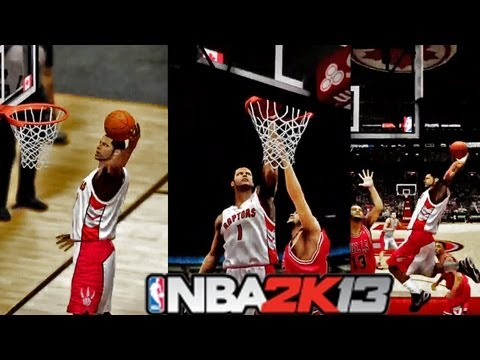 NBA 2K13 MyCareer: Derrick Rose's Worst Nightmare! Showing The Finesse #NBA2K13