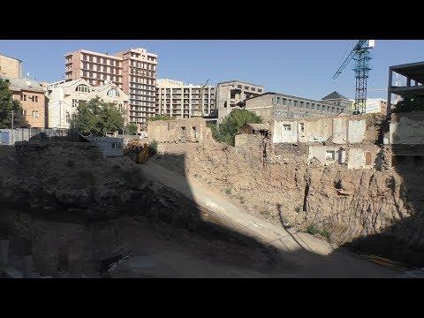 Yerevan, 31.08.18, Fr, Video-1, Depi Kochinyan, Sverdlov (Byuzand), Hin Yerevan Nakhagits
