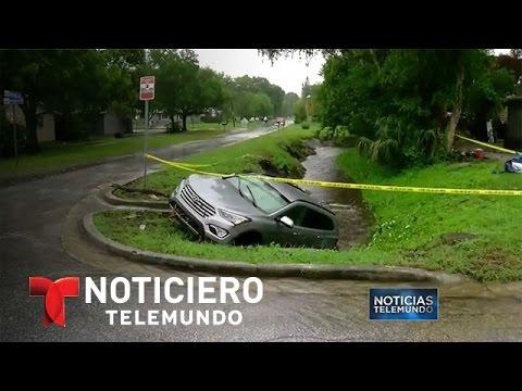 Estado de Florida en alerta por huracán | Noticiero | Noticias Telemundo