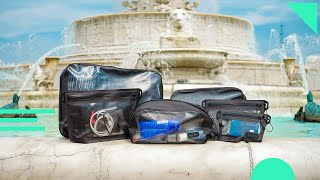 Nite Ize RunOff Quick Look Review | Waterproof Wallet, Packing Cubes, Toiletry Bag, Pouch & Pocket