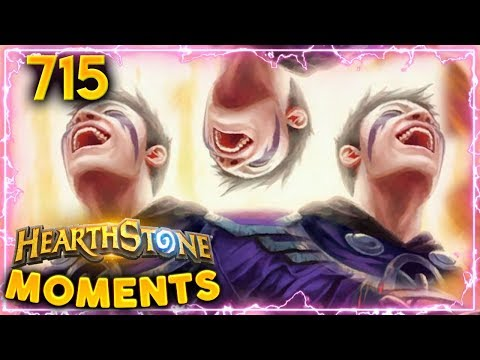 Only Happens In Wild, WTF!! | Hearthstone Daily Moments Ep. 715