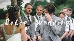 Edição para fotografia de casamento
