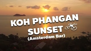 �������� ���� SUNSET - Koh Phangan Thailand (Amsterdam Bar) ������