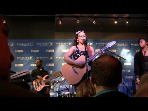 "Elle Varner- ""So Fly"" (HD) Live in Park City, UT on 1-28-2011"
