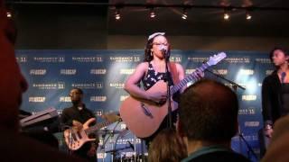 """Elle Varner- """"So Fly"""" (HD) Live in Park City, UT on 1-28-2011"""