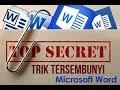 15 Tips dan Trik Rahasia Microsoft Word yang Wajib Diketahui
